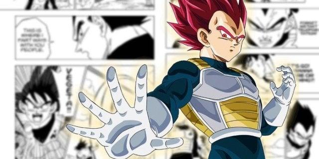 Dragon Ball Super Sees Vegeta Part Ways With Goku