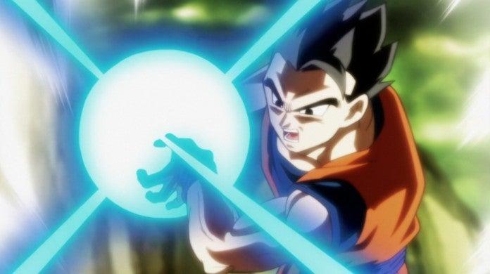 Dragon Ball Super Episode 120 Gohan