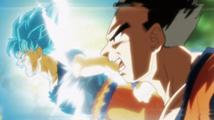 Dragon Ball Super Goku Gohan