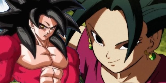 dragon ball super kefla ssj4