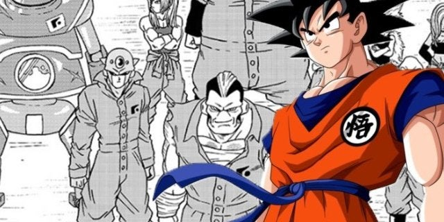 Dragon Ball Super Reveals New Universe 7 and 6 Mirrors
