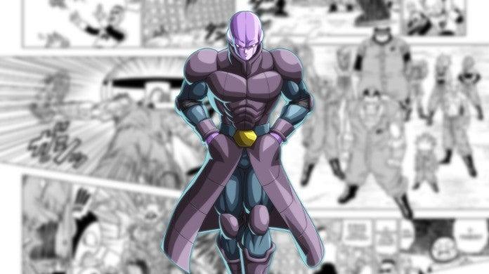 Dragon Ball Super Manga Universe 7 Hit Galactic Patrol Prisoners