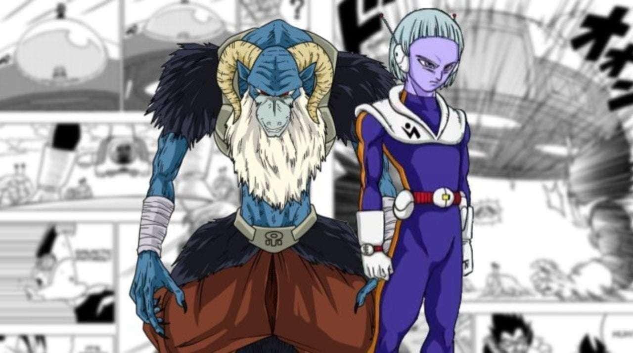 Dragon Ball Super Artwork Imagines Merus' Anime Design