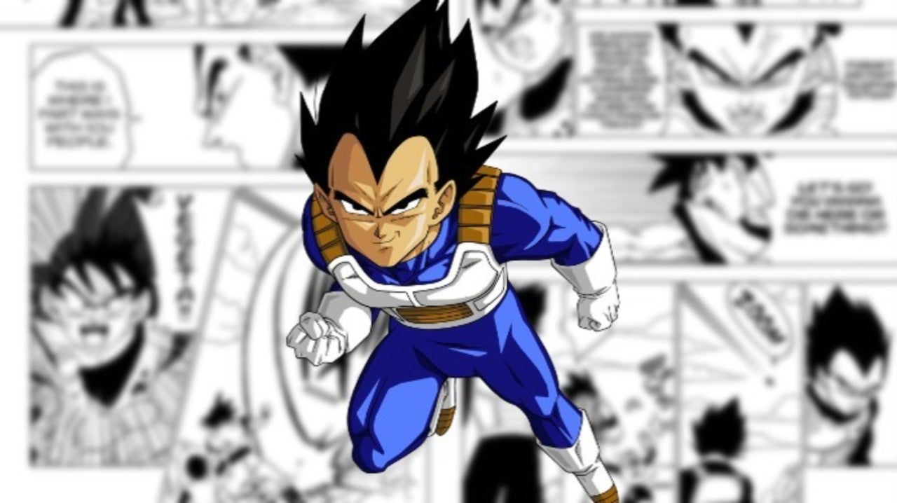 Dragon Ball Super Teases the Debut of Vegeta's Instant