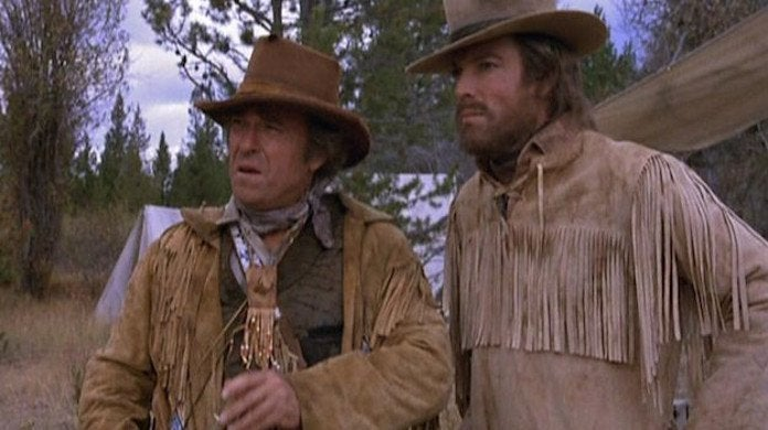 Dream West Rip Torn Jonathan Frakes