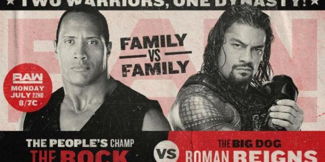 WWE Teases Dream Matches for Raw Reunion With Match Posters
