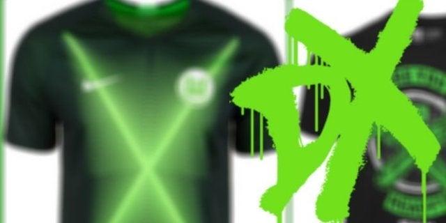 German Soccer Team VFL Wolfsburg Reveals DX-Themed Jerseys