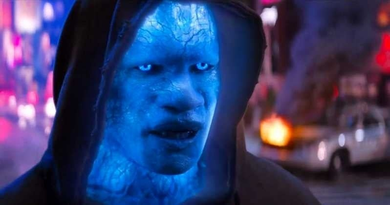 electro amazing spider-man 2
