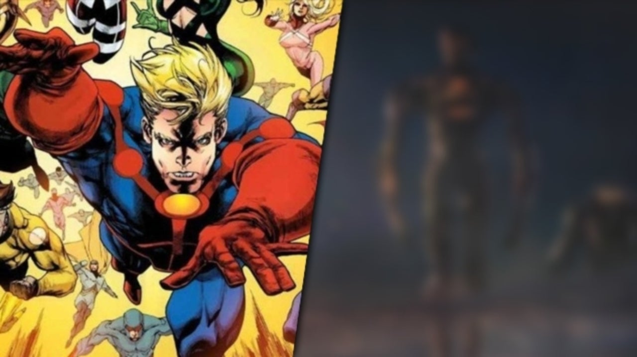 Marvel's Eternals First Look Revealed