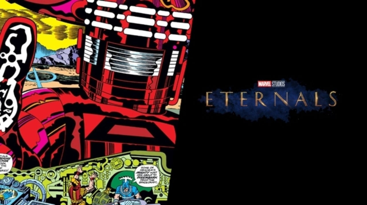 Marvel's Eternals: Jack Kirby's Family Releases Statement on Film Announcement (Exclusive)