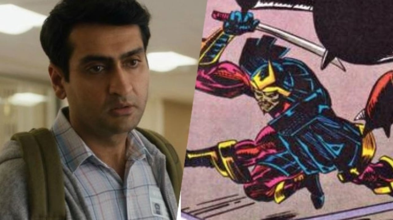 New The Eternals Photos Reveal First Look at Kumail Nanjiani