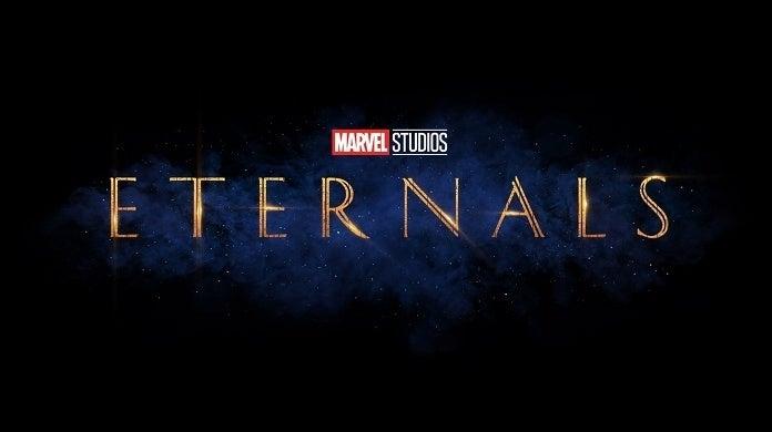 eternals logo marvel studios