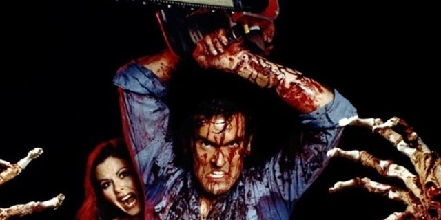 Upcoming Evil Dead Game is