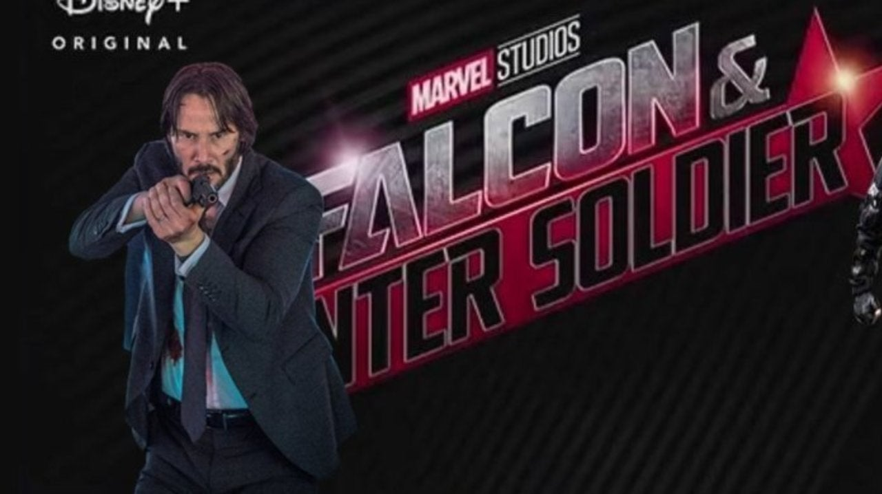 John Wick Writer Joins Falcon and Winter Soldier Disney+ Series
