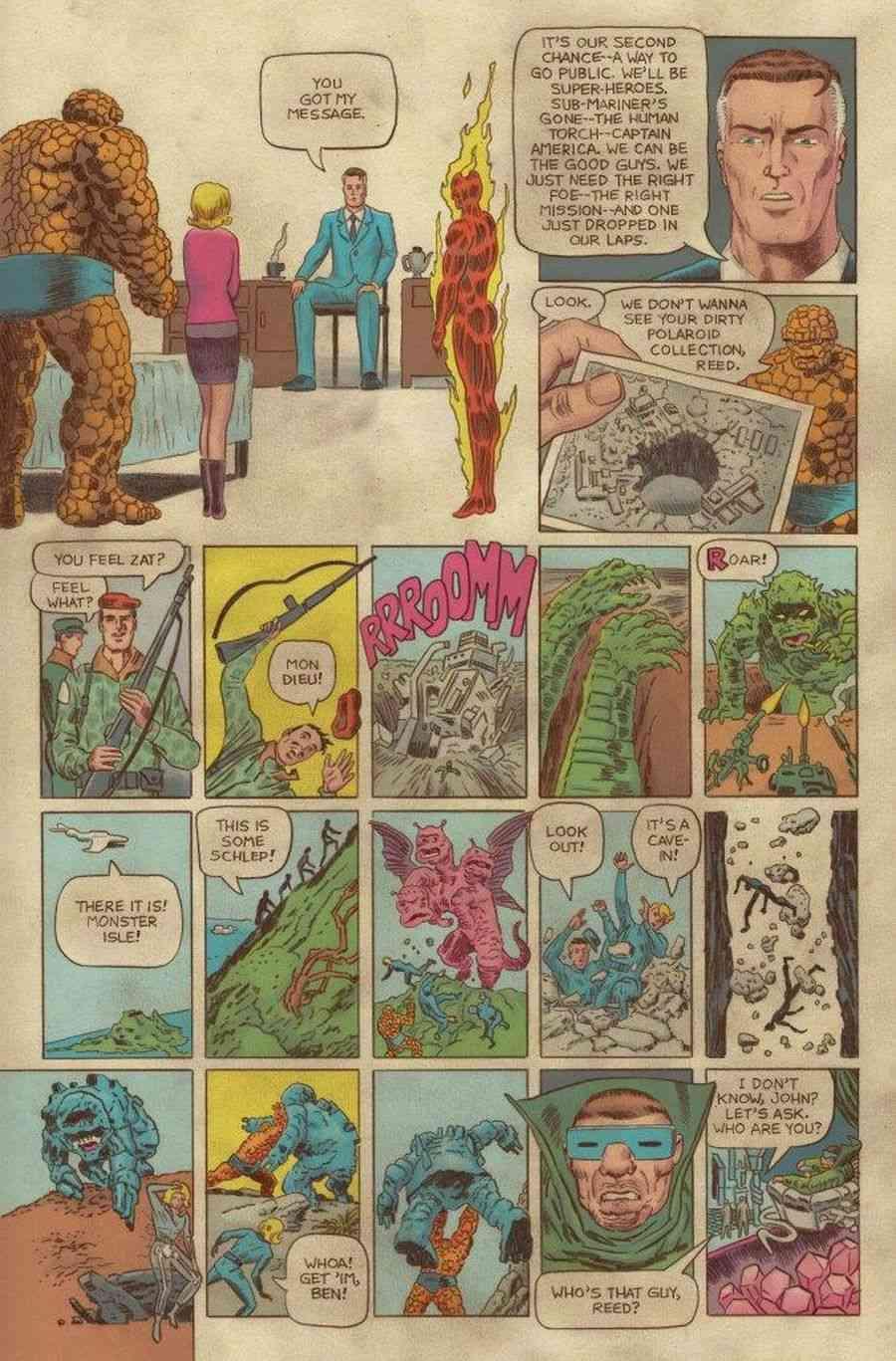 Fantastic Four Grand Design 05