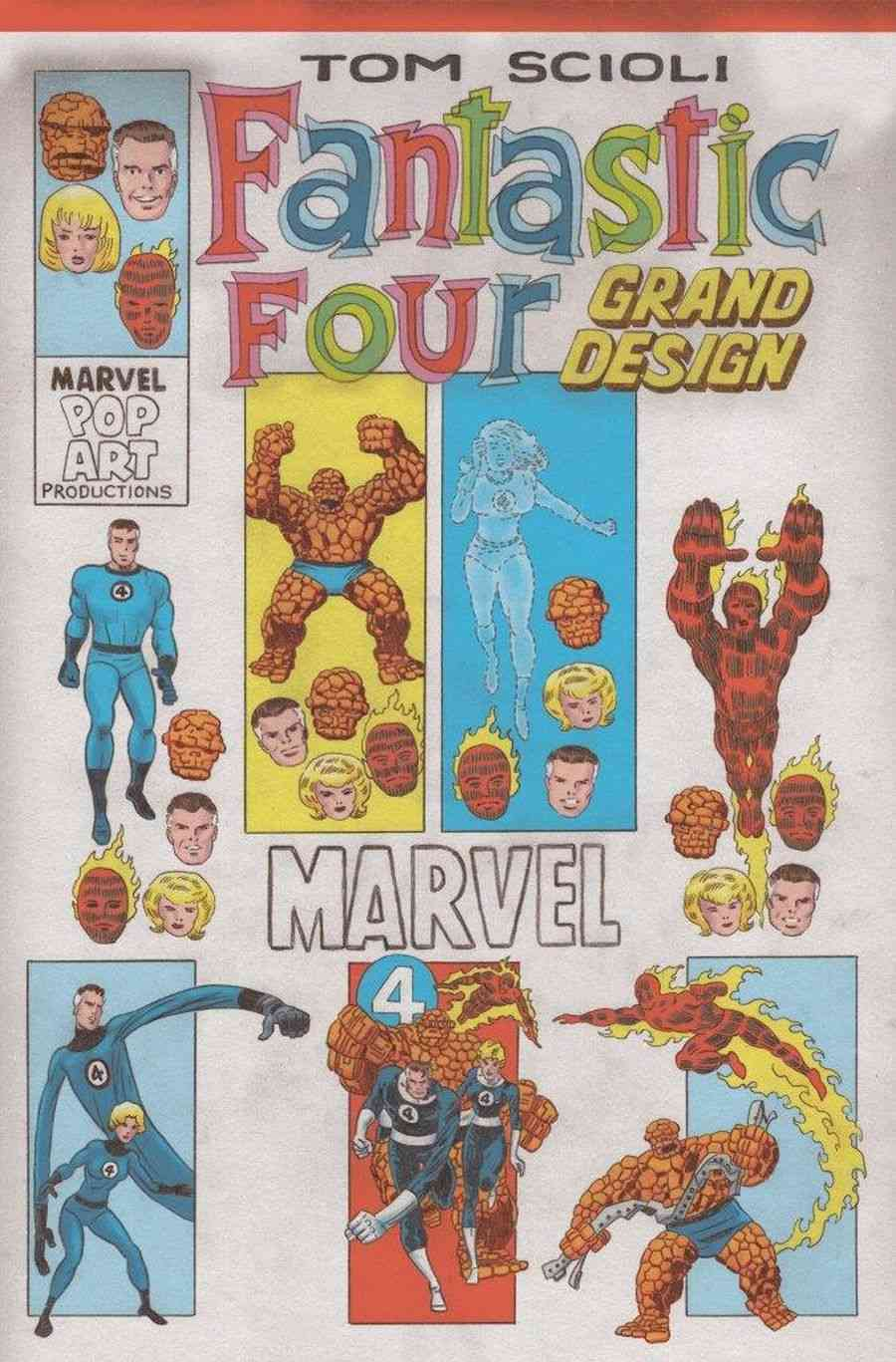 Fantastic Four Grand Design 06