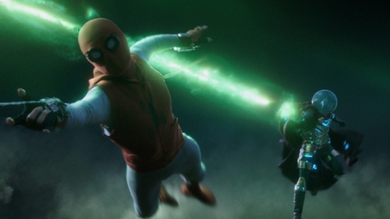 How Spider-Man: Far From Home Was Challenged to Bring Classic Comic Villains to Life