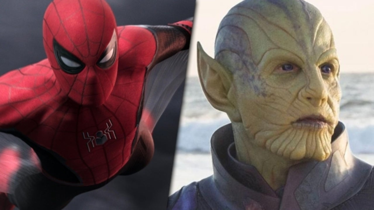 Spider-Man: Far From Home Almost Featured a Big Role for the Skrulls