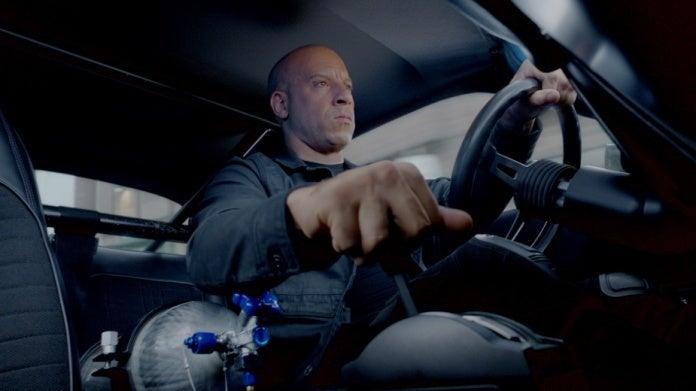 Fast Furious Vin Diesel
