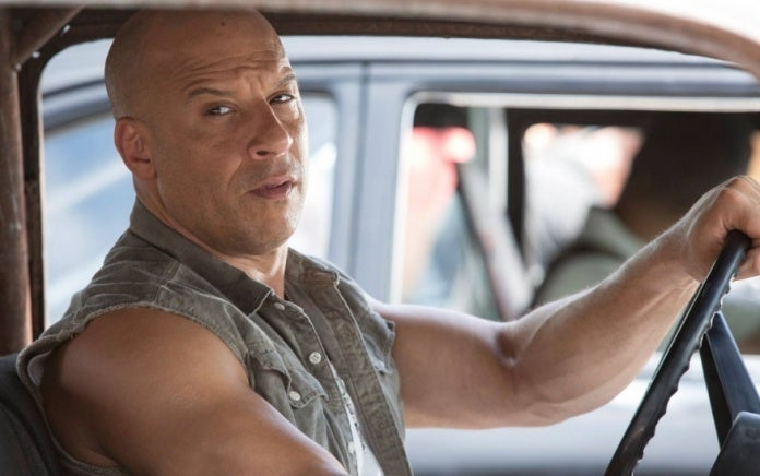 Fate Furious Vin Diesel