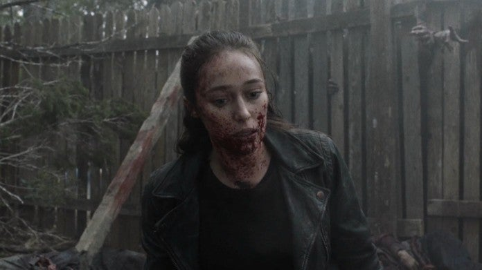 Fear the Walking Dead 507 Alicia Alycia Debnam-Carey