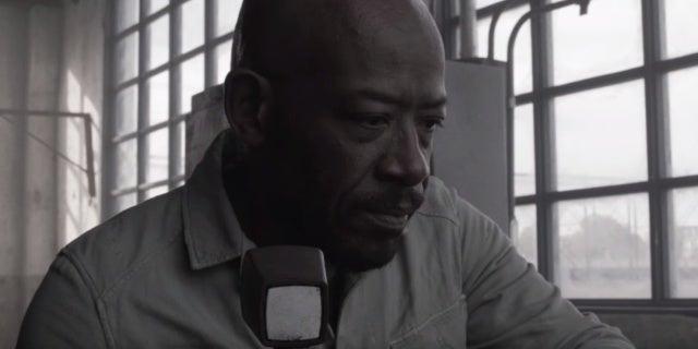Fear the Walking Dead 508 Morgan