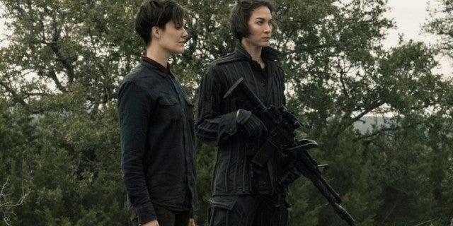 Fear the Walking Dead Al Isabelle