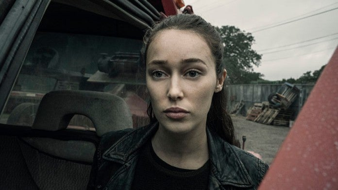 Fear the Walking Dead Alicia Alycia Debnam Carey