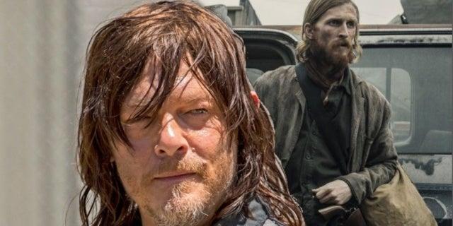 Fear the Walking Dead Dwight Daryl