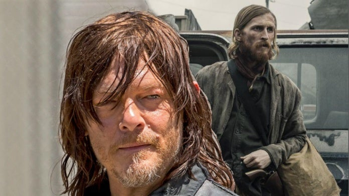 Fear the Walking Dead Dwight Daryl