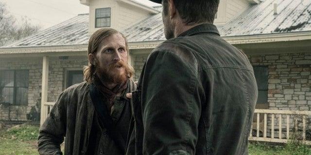 Fear the Walking Dead Dwight Dorie