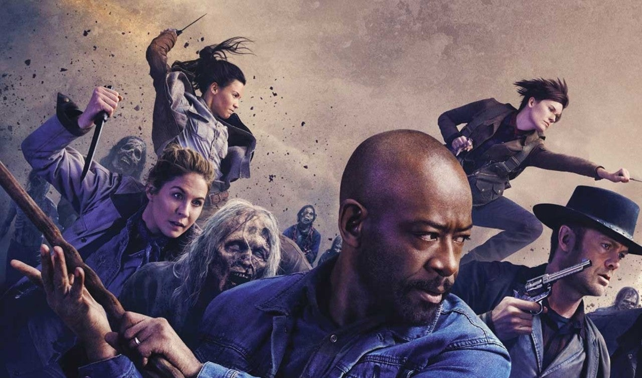 Fear the Walking Dead SDCC19 Panel Live Recap