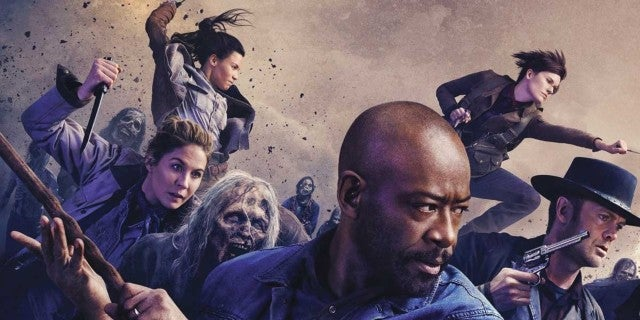 Fear the Walking Dead SDCC19 Panel
