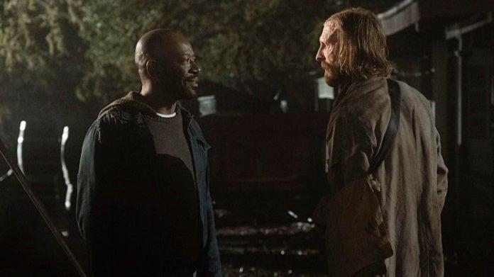 Fear Walking Dead Dwight Morgan