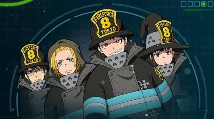 Fire Force Toonami