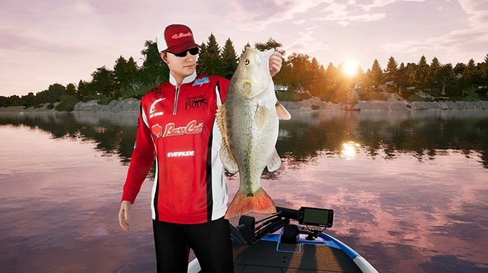 Fishing Sim World Pro Tour Trailer