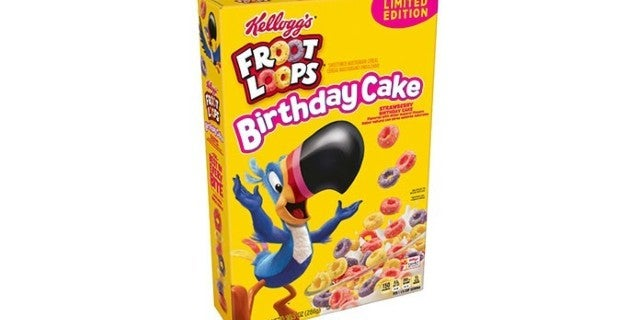 Froot Loops Introduces New Birthday Cake Flavor