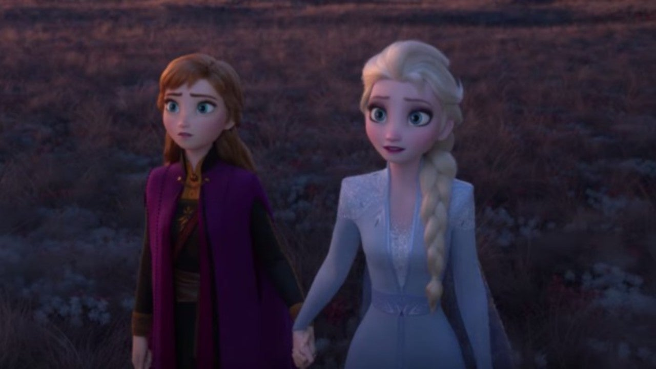 Neil deGrasse Tyson Calls Out Disney for Inaccurate Frozen 2 Poster