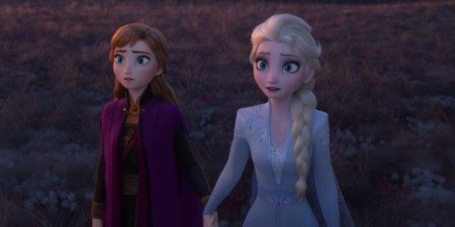 Frozen 2 International Trailer Reveals New Footage