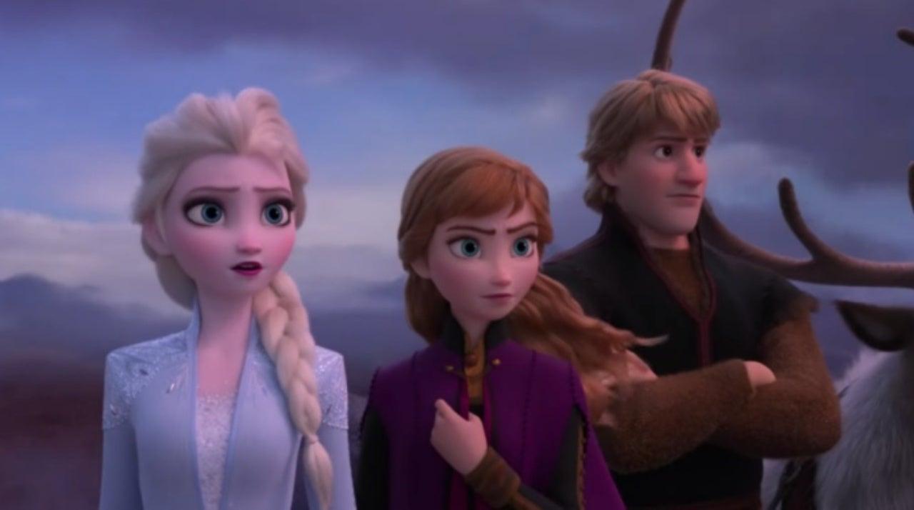 Disney Being Sued for Frozen 2 Slogan