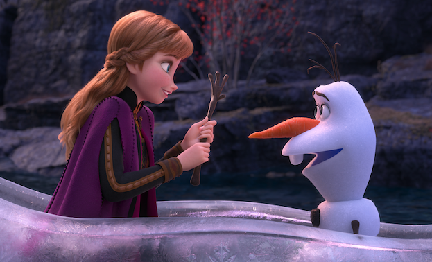Frozen 2 - Official Trailer #2 [HD] screen capture