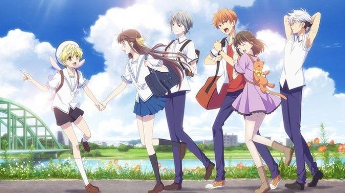 Fruits Basket 2019 Anime Reboot