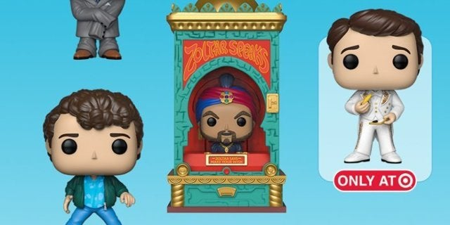 Funko's Big Movie Pop Figures Include a Super-Sized Zoltar Fortune Telling Machine