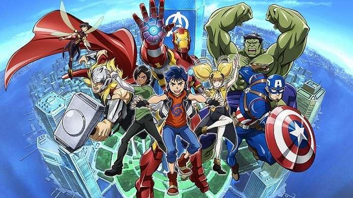 Future Avengers