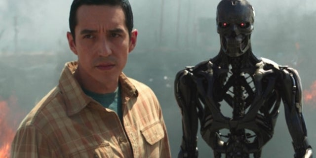 Gabriel Luna Reveals His Motion Capture Suit For Terminator: Dark Fate
