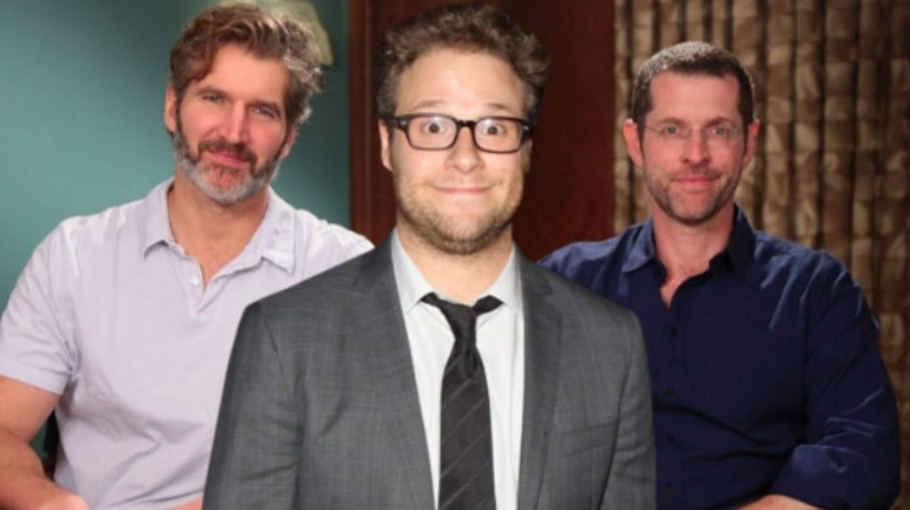 Seth Rogen Slams Game of Thrones Creators for Skipping Comic-Con Panel