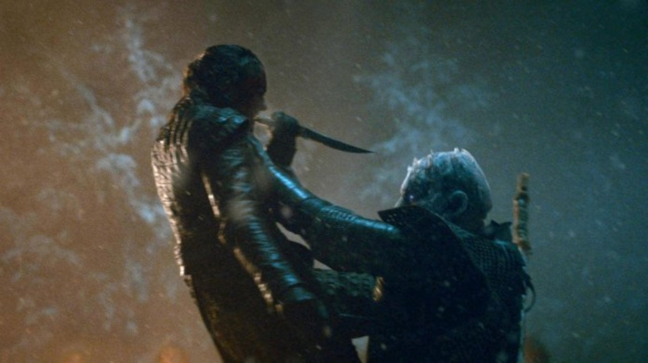 Game of Thrones Director Reveals Why It Wasn't Shown How Arya Reached the Night King