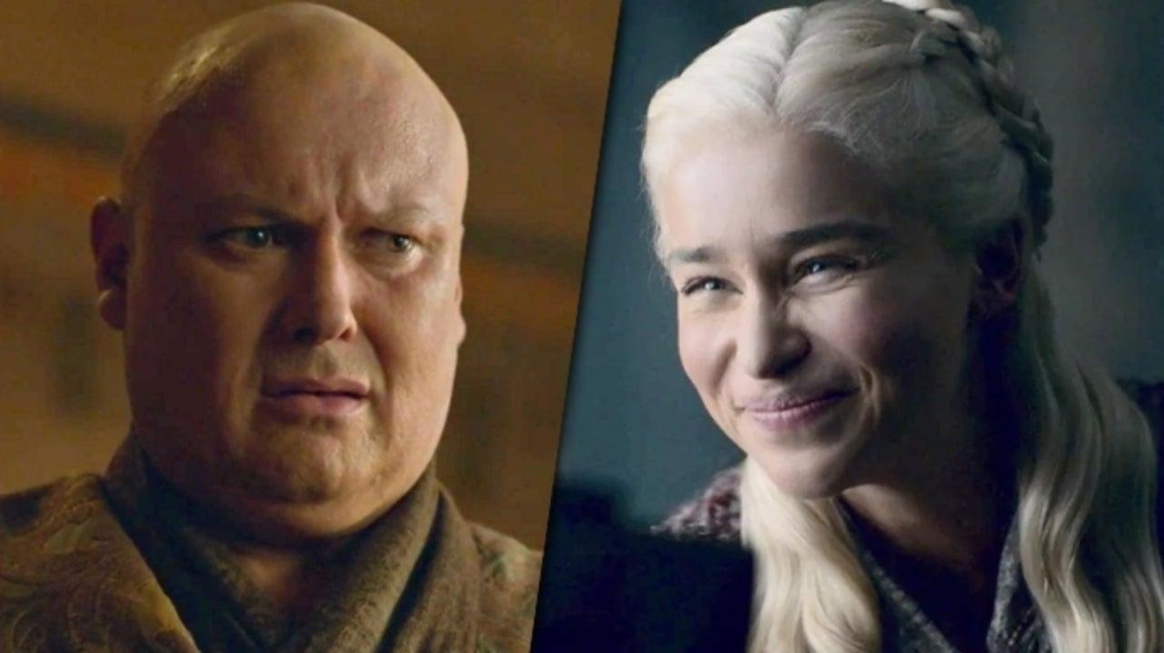 Game of Thrones: Conleth Hill Confirms Varys' Secret Plot to Kill Daenerys