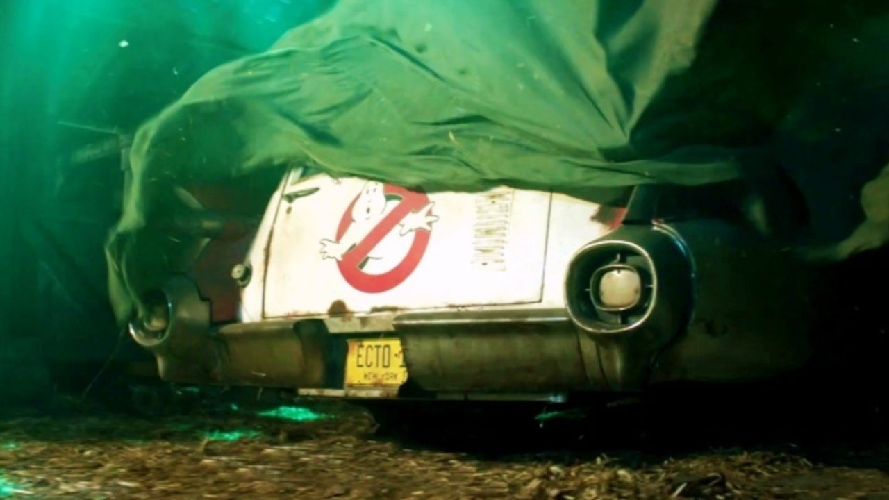 Ghostbusters Set Video Reveals Major Upgrade for the Ecto-1