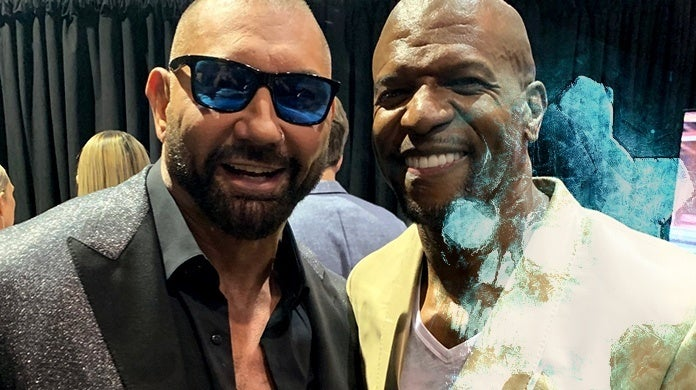 Gears of War Movie Terry Crews Dave Bautista